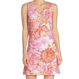 NWOT 'Mikayla' Floral Print Shift Dress